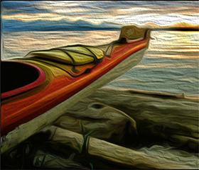Kayaking Western Isles